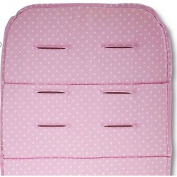 Assise insert poussette coton - collection - Mille