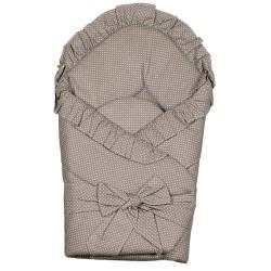 Gigoteuse d'emmaillotage, nid d'ange de naissance