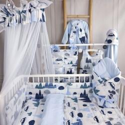 Gigoteuse d'emmaillotage - nid d'ange de naissance - coton - collection - Voyage