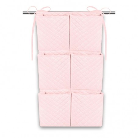 Organiseur de lit bébé - Velours Velvet - Collection Rosa
