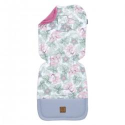 Assise insert poussette coton/velvet - collection - Rosa