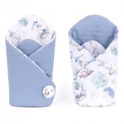 copy of Gigoteuse d'emmaillotage - nid d'ange de naissance - Premium - double gaze - Jeans