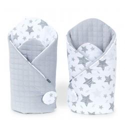 Gigoteuse d'emmaillotage - nid d'ange de naissance - Velvet - collection - Starmix